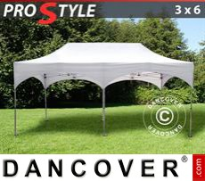Tenda party Arched 3x6m Bianco