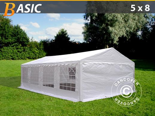 Tende party 5x8 m in vendita
