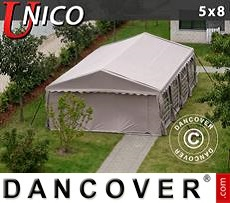 Tenda party UNICO 5x8m, Beige
