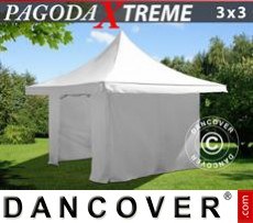 Tenda party 3x3m / (4x4m) Bianco