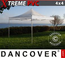 Tenda party 4x4m Trasparente