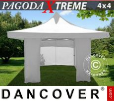 Tenda party 4x4m / (5x5m) Bianco