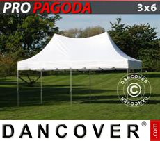 Tenda party 3x6m Bianco