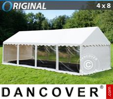 Tenda party 4x8m PVC, Panoramiche