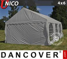 Tenda party UNICO 4x6m, Beige
