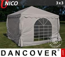 Tenda party UNICO 3x3m, Beige