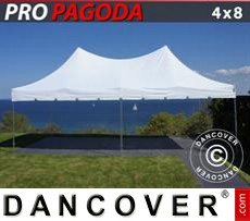 Tenda party 4x8m Bianco