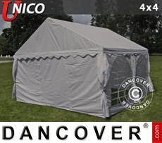 Tenda party UNICO 4x4m, Beige