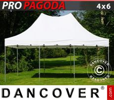 Tenda party 4x6m Bianco
