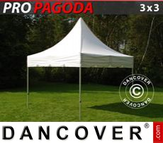 Tenda party 3x3m Bianco
