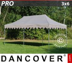 Tenda party 3x6m Latte